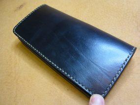 ブラウドルレザー革財布