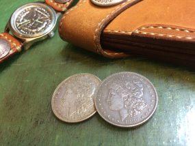 モルガンコインコンチョ