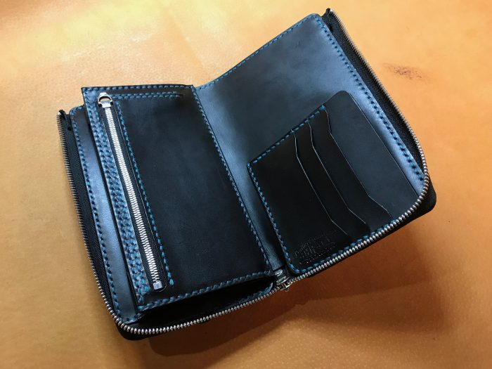 Lファスナー財布