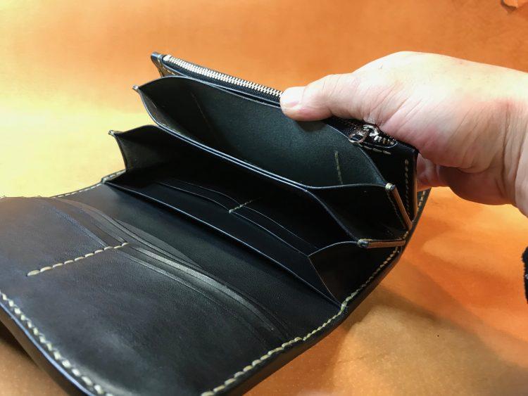 財布オーダー