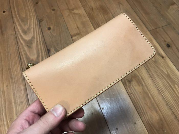 セミオーダー財布